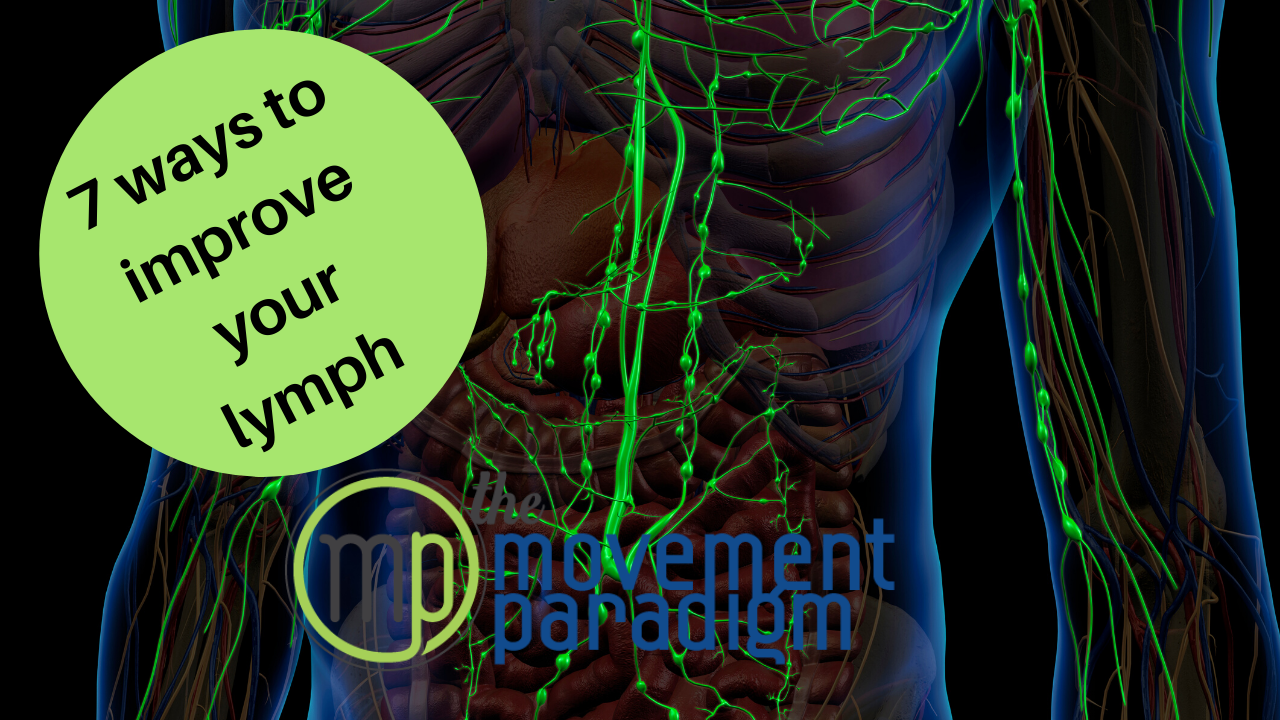 7 Ways to Improve Your Lymphatic System  I  Beginner Lymph Drainage