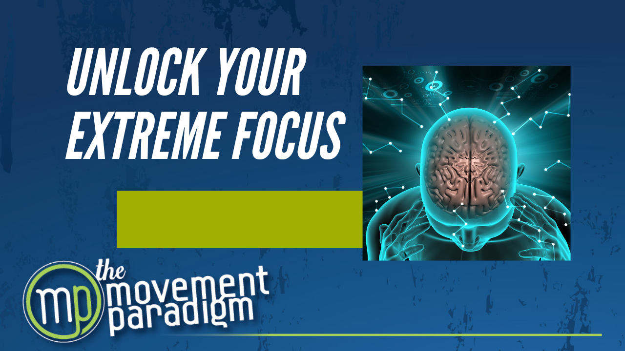 UNLOCK THE POWER OF EXTREME FOCUS | Wake up your Reticular Activating System
