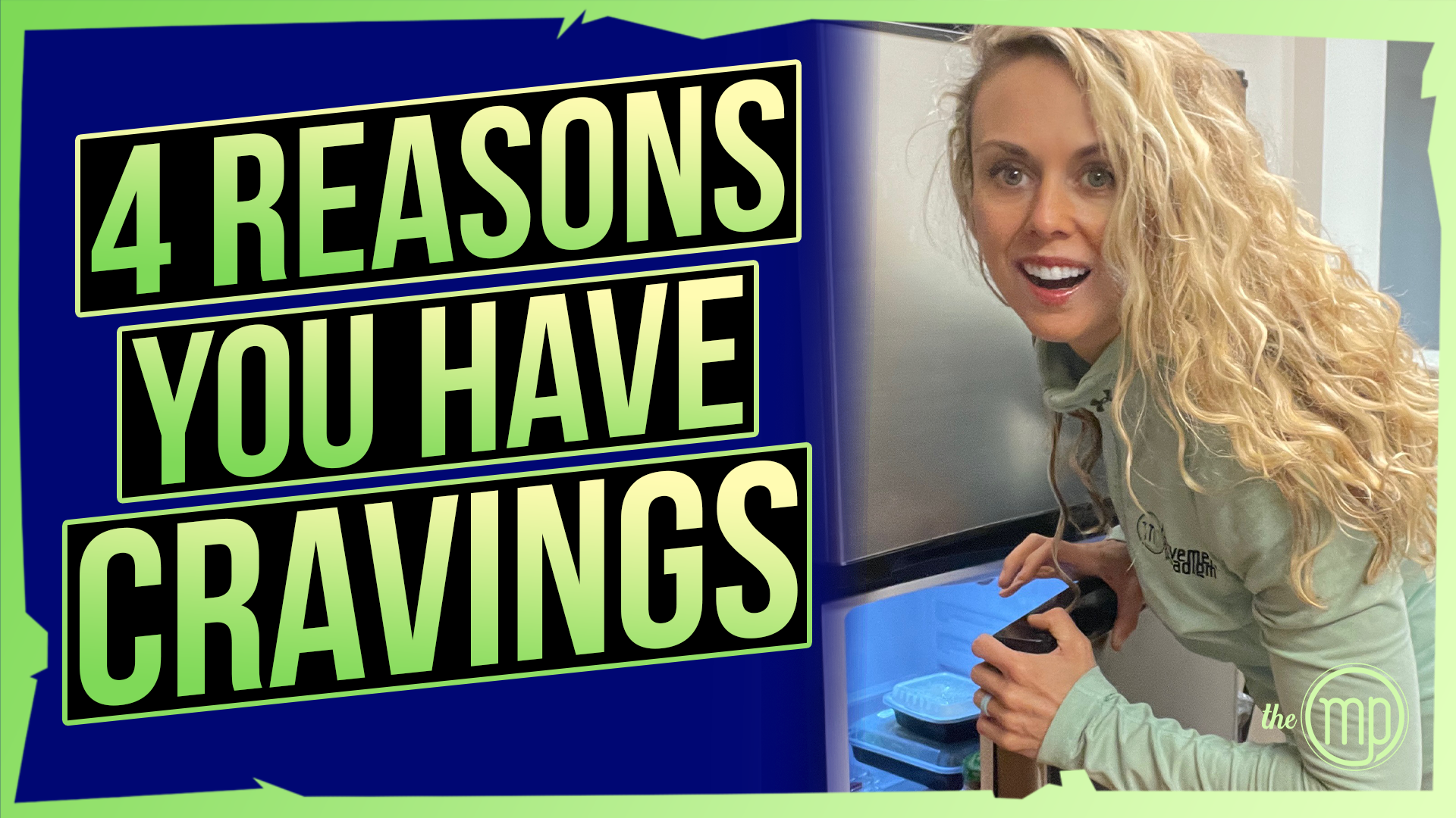 WHY DO YOU HAVE CRAVINGS | 4 reasons