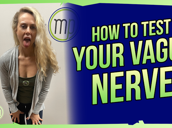 HOW TO TEST YOUR VAGUS NERVE | Polyvagal Theory