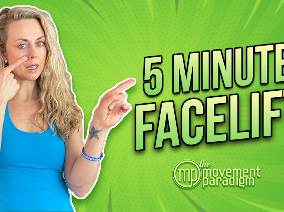 5 Minute Facelift | Vagus Nerve | Cranial Nerves