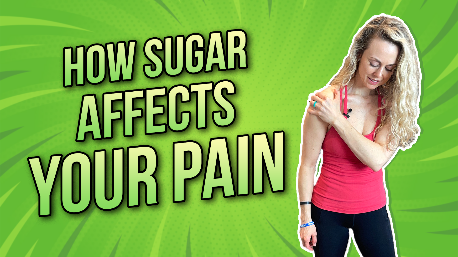 How Sugar Affects Your Pain