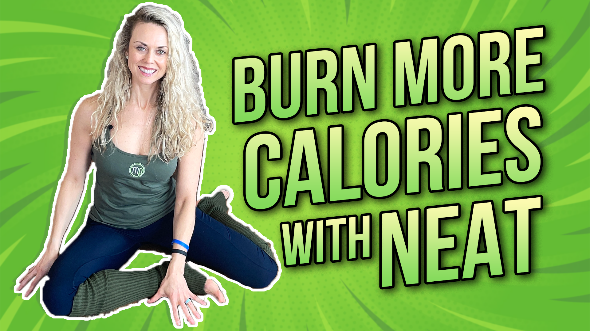 How to Burn More Calories During Your Day | NEAT